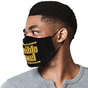 Pittsburgh Steelers Adult Terrible Towel Face Mask - Black