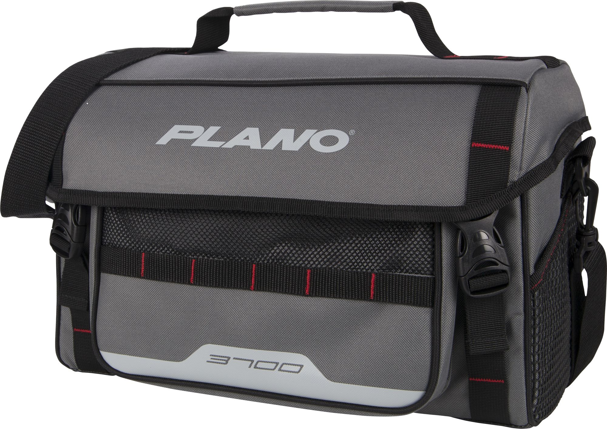 Plano Weekend 3700 Softsider Tackle Bag, Gray