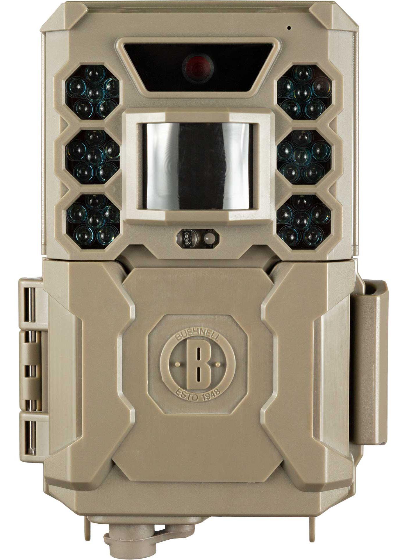 Bushnell Single Core Low Glo Trail Camera – 24MP