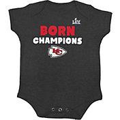 NFL Infant Super Bowl LIV Champions Kansas City Chiefs Romper