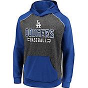 Fanatics Men's Los Angeles Dodgers Royal Chiller Pullover Hoodie