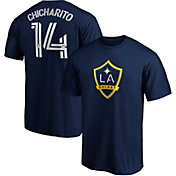 MLS Men's Los Angeles Galaxy Javier 'Chicharito' Hernandez #14 Navy Player T-Shirt