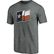 NCAA Men's Texas Longhorns Grey T-Shirt