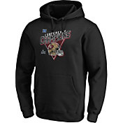 NFL Men's NFC Conference Champions San Francisco 49ers Fair Catch Hoodie