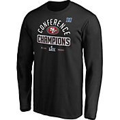 NFL Men's NFC Conference Champions San Francisco 49ers First Down Long Sleeve Shirt