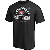 NFL Men's NFC Conference Champions San Francisco 49ers First Down T-Shirt