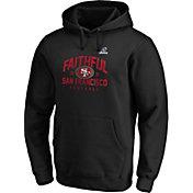 NFL Men's San Francisco 49ers Hometown Black 2019 Playoffs Hoodie