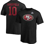 NFL Men's Super Bowl LIV Bound San Francisco 49ers Jimmy Garoppolo #10 T-Shirt