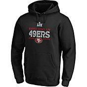 NFL Men's Super Bowl LIV Bound San Francisco 49ers Gridiron Hoodie