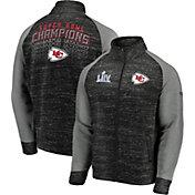 NFL Men's Super Bowl LIV Champions Kansas City Chiefs Podium Full-Zip Jacket