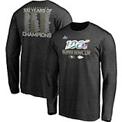 NFL Men's Super Bowl LIV Bound AFC VS NFC Dueling 100 Years Long Sleeve Shirt