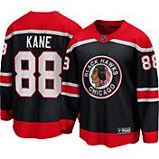 NHL Men's Chicago Blackhawks Patrick Kane #88 Special Edition Black Replica Jersey