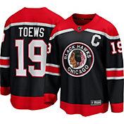 NHL Men's Chicago Blackhawks Jonathan Toews #19 Special Edition Black Replica Jersey