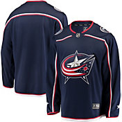 NHL Men's Columbus Blue Jackets Breakaway Home Replica Jersey