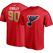 NHL Men's St. Louis Blues Ryan O'Reilly #90 Special Edition Red T-Shirt