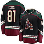 NHL Men's Arizona Coyotes Phil Kessel #81 Breakaway Alternate Replica Jersey