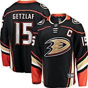 NHL Men's Anaheim Ducks Ryan Getzlaf #15 Breakaway Home Replica Jersey