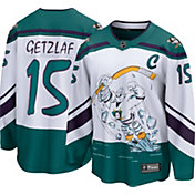 NHL Men's Anaheim Ducks Ryan Getzlaf #15 Special Edition White Replica Jersey