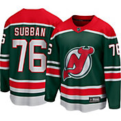 NHL Men's New Jersey Devils P.K. Subban #76 Special Edition Green Replica Jersey