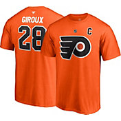 NHL Men's Philadelphia Flyers Claude Giroux #28 Special Edition Orange T-Shirt