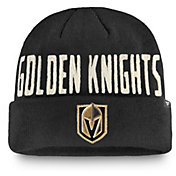 NHL Men's Vegas Golden Knights True Classic Knit Beanie