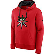 NHL Men's Vegas Golden Knights Special Edition Logo Red Pullover Hoodie