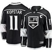 NHL Men's Los Angeles Kings Anze Kopitar #11 Breakaway Home Replica Jersey