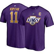 NHL Men's Los Angeles Kings Anze Kopitar #11 Special Edition Purple T-Shirt