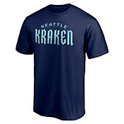 Fanatics Men's Seattle Kraken Wordmark T-Shirt