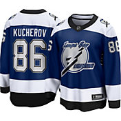 NHL Men's Tampa Bay Lightning Nikita Kucherov #86 Special Edition Blue Replica Jersey