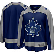 NHL Youth Toronto Maple Leafs Special Edition Blank Blue Replica Jersey