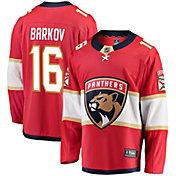 NHL Men's Florida Panthers Aleksander Barkov #16 Breakaway Home Replica Jersey