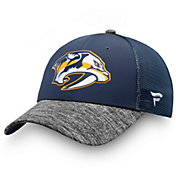 NHL Men's Nashville Predators Season Trucker Adjustable Hat