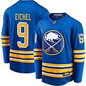 NHL Men's Buffalo Sabres Jack Eichel #9 Breakaway Home Replica Jersey