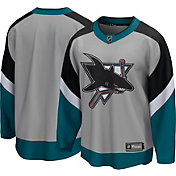NHL Youth San Jose Sharks Special Edition Blank Gray Replica Jersey