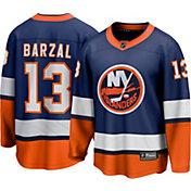 NHL Men's New York Islanders Mathew Barzal #13 Special Edition Blue Replica Jersey