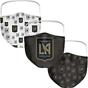 Los Angeles FC 3-Pack Face Coverings