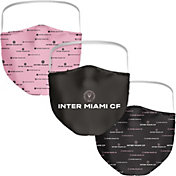 Inter Miami CF 3-Pack Face Coverings