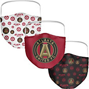 Atlanta United 3-Pack Face Coverings
