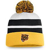 NHL Men's Boston Bruins Gold Special Edition Knit Pom Beanie