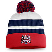 NHL Men's Washington Capitals Red Special Edition Knit Pom Beanie