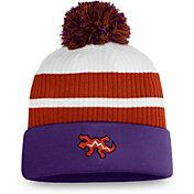 NHL Men's Arizona Coyotes Purple Special Edition Knit Pom Beanie