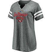 NFL Women's NFC Conference Champions San Francisco 49ers Forward Pass T-Shirt