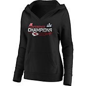 NFL Women's AFC Conference Champions Kansas City Chiefs Formation Hoodie
