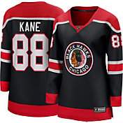 NHL Women's Chicago Blackhawks Patrick Kane #88 Special Edition Black Replica Jersey