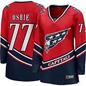 NHL Women's Washington Capitals T.J. Oshie #77 Special Edition Red Replica Jersey