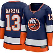 NHL Women's New York Islanders Mathew Barzal #13 Special Edition Blue Replica Jersey
