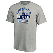 MLB Youth 2020 National League Champions Locker Room Los Angeles Dodgers T-Shirt