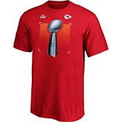 NFL Youth Super Bowl LIV Champions Kansas City Chiefs Parade T-Shirt