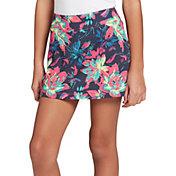 Prince Girls' Floral Fashion Tennis Skort